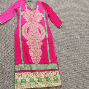 Salwar kameez palazzo suit